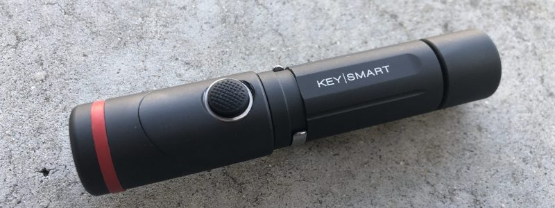 KeySmart Nano Torch Twist Review: Rookie Mistakes