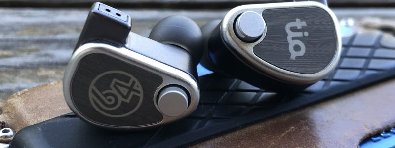 64audio U12t (12-BA) Review: TOTL All-Rounder